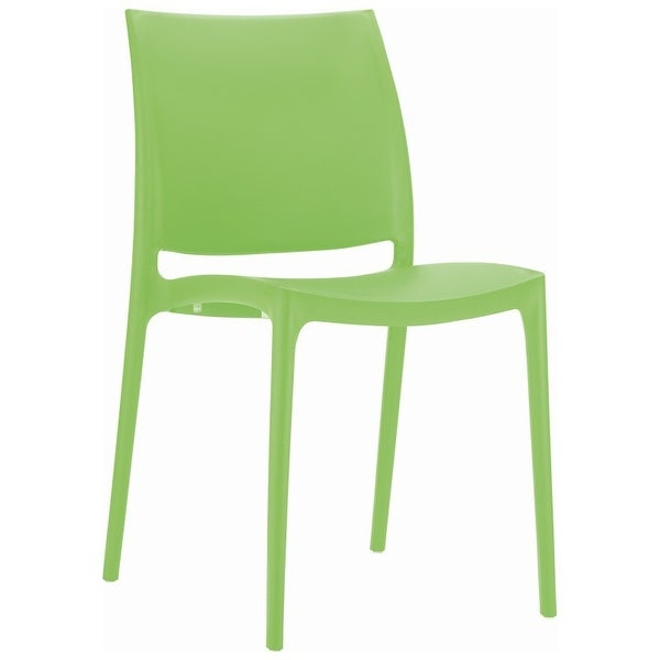 Maya Chair (Set of 2) - Tropical Green