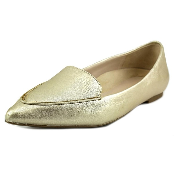 Kenneth Cole NY Gina Women  Pointed Toe Leather  Flats