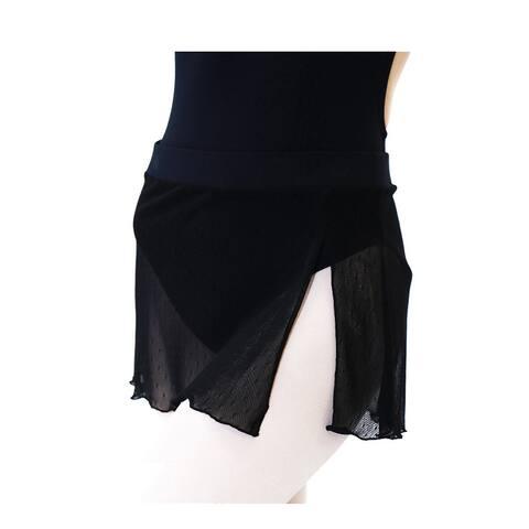 Veva by Very Vary Girls Black Elf Dance Skirt