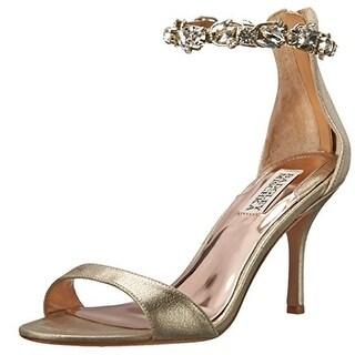Badgley Mischka Women's Clark Dress Sandal