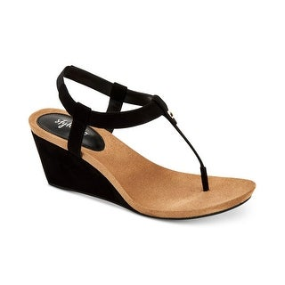 Style & Co. Womens Mariella Open Toe Casual Slingback Sandals