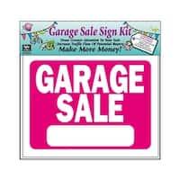 Hy-Ko Garage Sale Sign Kit