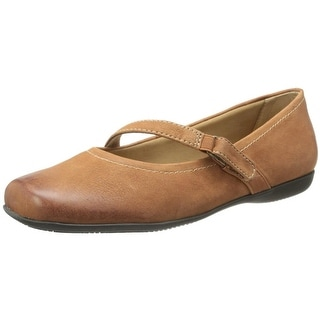 Trotters Womens Simmy Leather Casual Mary Janes