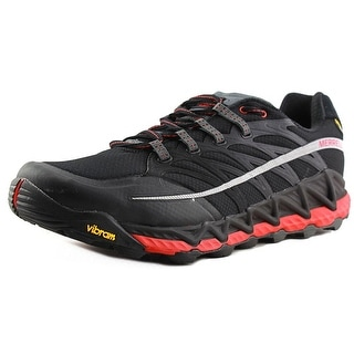 Merrell All Out Peak Round Toe Synthetic Running Shoe
