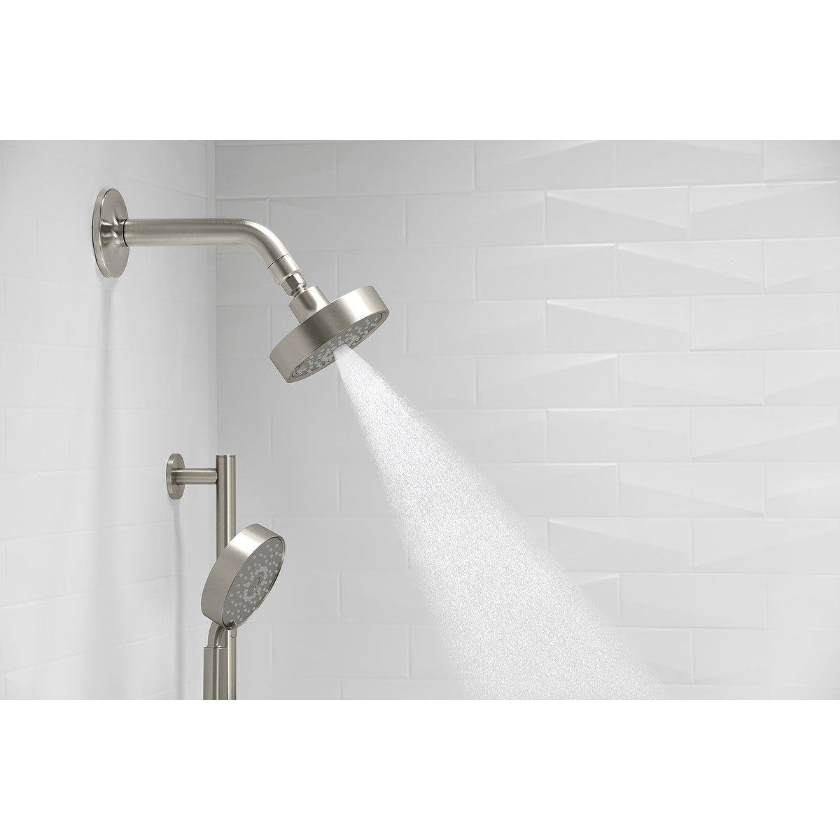 Kohler K 22170 Purist 2 5 Gpm Multi Function Shower Head