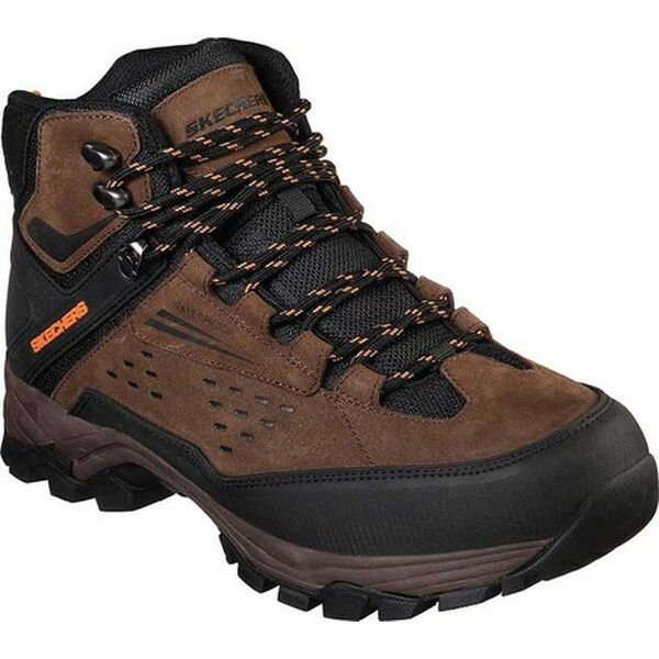 Shop Skechers Men's Relaxed Fit Polano Norwood Hiking Boot