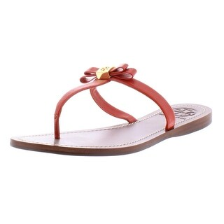 Link to Tory Burch Womens Thong Sandals Leather Dressy - Red Leather - 6 Medium (B,M) Similar Items in Women's Sunglasses