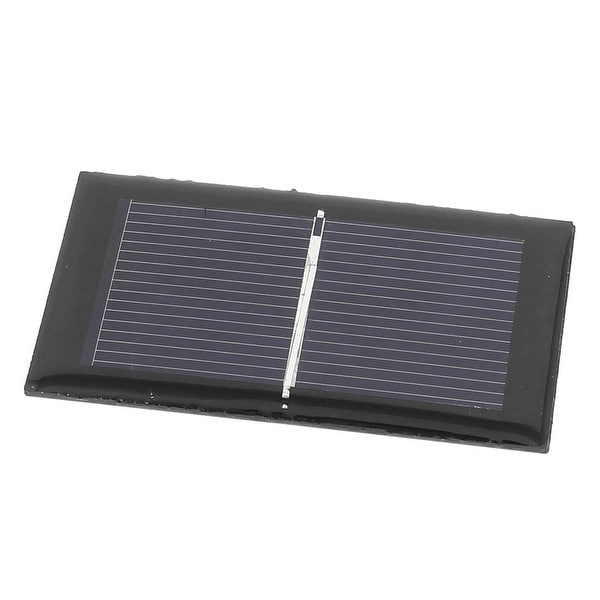 0.5V 0.15W DIY Polycrystallinesilicon Solar Panel Power Battery Charger 65x35mm