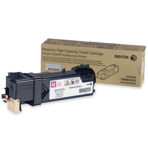 Xerox 106R01453 Xerox Magenta Toner Cartridge - Magenta - 1 Each