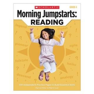 Morning Jumpstarts Reading Gr 4