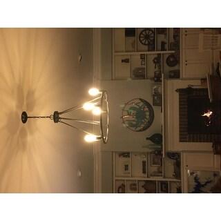 The Gray Barn Lake View 5 Light Chandelier