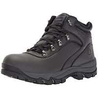 Northside Mens Apex Mid Hiking Boot, Adult, Black