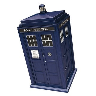 Doctor Who Spin And Fly Tardis Electronic Vehicle - Multi