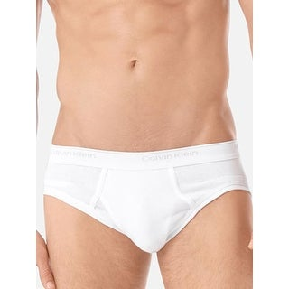 Men'S Underwear In White