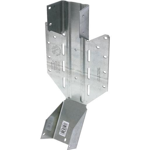 25-Simpson Strong-Tie 2 X 10 Galv Steel 18 Ga Adjustable Joist U Hanger LSSU210