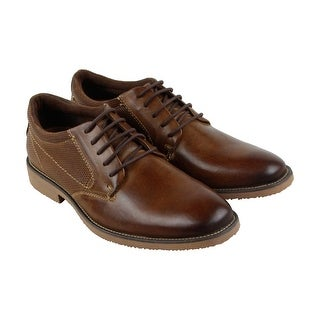 Steve Madden P-Stirr Mens Brown Leather Casual Dress Lace Up Oxfords Shoes (5 options available)