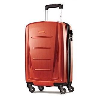 Samsonite Luggage Winfield 2 Fashion HS Spinner 20, Orange