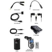 Naxa NI-3214 10 in 1 Accessory Kit for iPod and iPhone