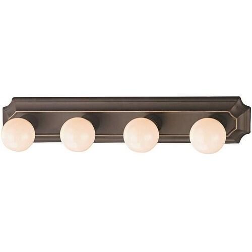 Boston Harbor 045234-VB Bathroom Lightbar, Venetian Bronze
