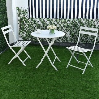 White Iron Patio Furniture white, iron patio furniture - shop the best outdoor seating