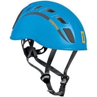 Singing Rock C0052-BLUE Kappa Climb Helmet - Blue