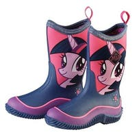 Muck Boots Twilight Sparkle Youths Hale Hasbro Outdoor Sport Boot - Size 12