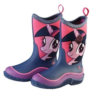 Muck Boots Twilight Sparkle Youths Hale Hasbro Outdoor Sport Boot - Size 8