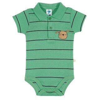 Baby Boy Striped Bodysuit Infants Pulla Bulla Sizes 3-12 Months