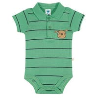 Baby Boy Striped Bodysuit Infants Pulla Bulla Sizes 3-12 Months
