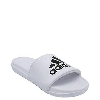 Adidas Mens Voloomix, White/Black/White