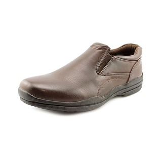 Deer Stags Goal W Round Toe Synthetic Loafer