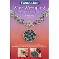 Wire Wrapping Component & Stone Setting - Beadalon Books