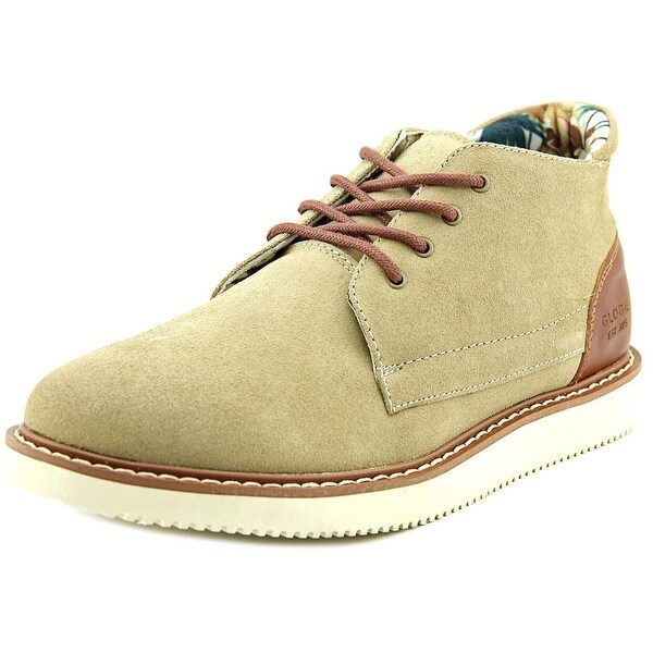 Globe Daley Boot Men Round Toe Suede Boot
