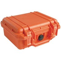 Pelican 1200-000-150 1200 Protector Case(Tm) With Pick N Pluck(Tm) Foam (Orange)