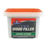 Elmer's P9891 Probond Stainable Wood Filler, 1 Pint