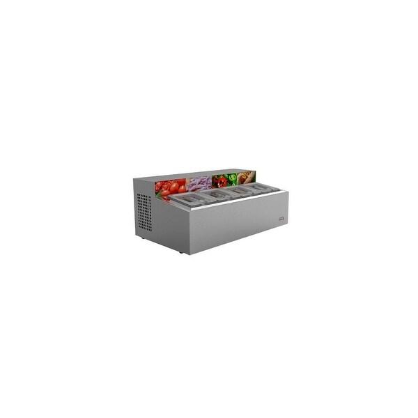 Shop Fagor CPR-60-4 Refrigerated Countertop Rail - 4 Pan ...