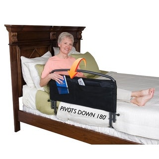 Safety Bed Rail and Pouch 30""