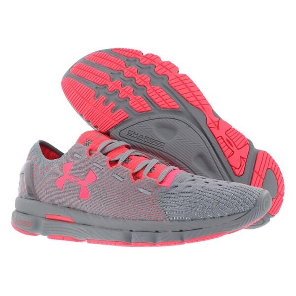 Shop Under Armour Speedform Slingshot Neon Running Women's