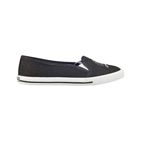 82d596647 Tommy Hilfiger Womens Blossi Fabric Low Top Slip On Fashion Sneakers