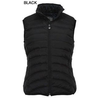 Outback Trading Vest Womens Snow Canyon Lightweight Yokes Black