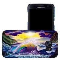 DecalGirl  Samsung Galaxy S7 Edge Clip Case - Passion Fin