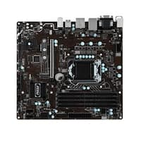 MSI Motherboard B250M PRO-VDH Core i3/i5/i7 B250 LGA1151 DDR4 SATA PCI Express USB micro-ATX Retail