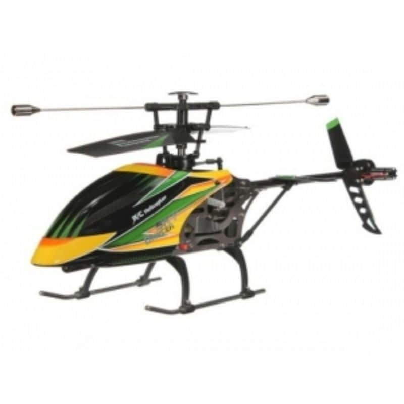 Shop 18 Rc 4ch Sky Dancer Remote Control Helicopter Overstock 28881400
