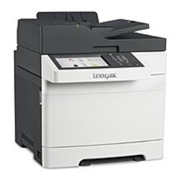 Lexmark 28E0500 CX510DE Color Multifunction Printer - Laser - (Refurbished)