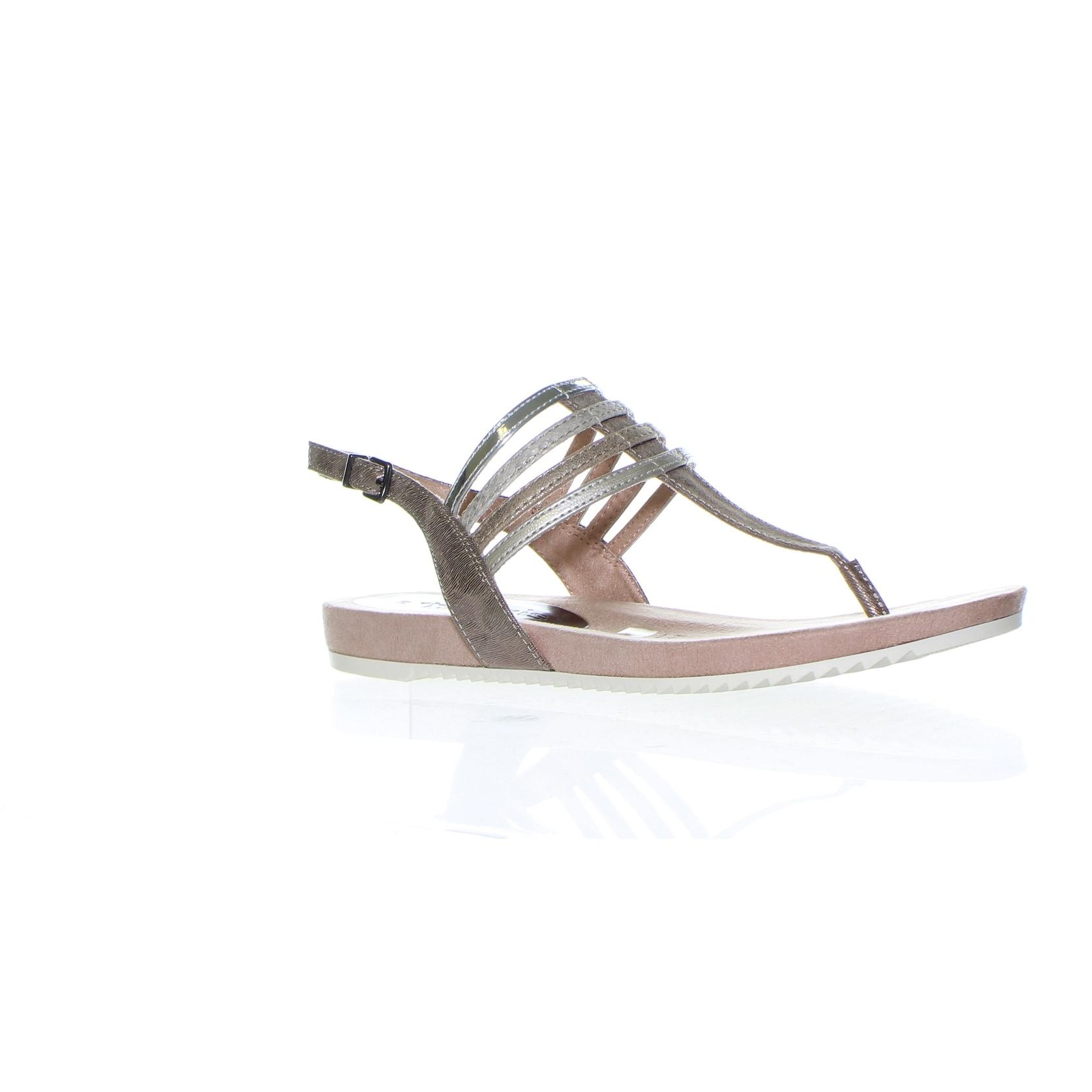 Tamaris Womens Pepper Comb Multi T Strap Sandals Size 8.5