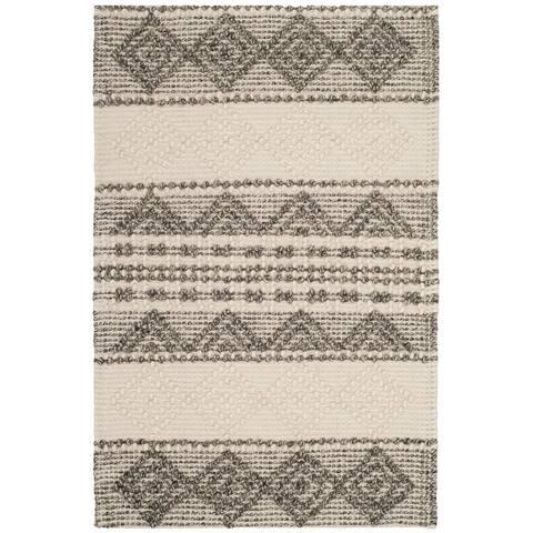 Safavieh Handmade Natura Annedorte Wool Rug