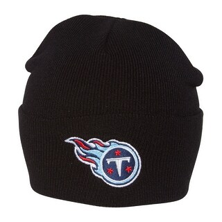 NFL Beanie Tennessee Titans - Black - Tennessee Titans