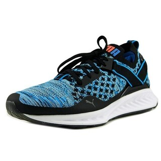 Puma Ignite evoKnit Lo Mlti Pd Men Round Toe Synthetic Blue Cross Training