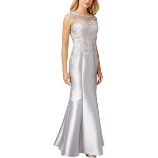 JS Collections Womens Wedding Dress Embellished Embroidered