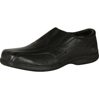 Kenneth Cole Reaction Check N Check Slip-On - Black